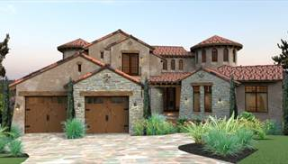 Tuscan style home plans single story