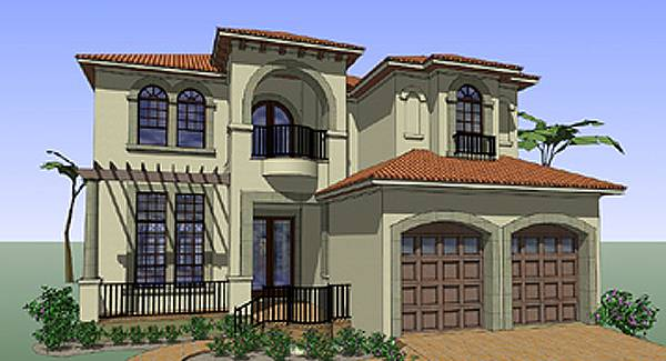 Stunning Italian House Plans Pictures - Best image 3D home ...