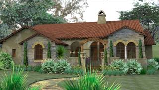 High Quality Tuscan House Plans