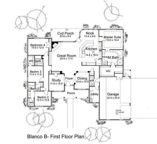 Alternate Floor Plan B