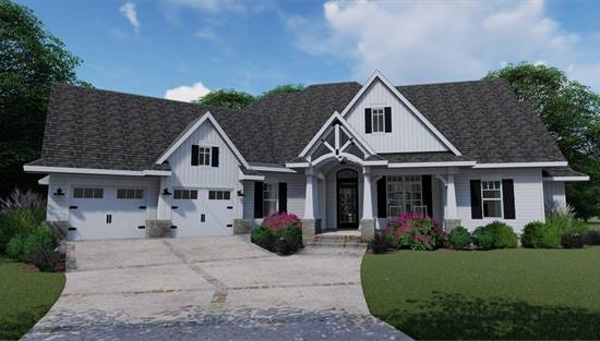image of Crystal Pines House Plan