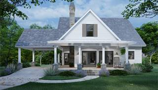 image of San Gabriel Cabin House Plan