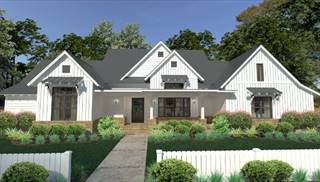 Empty Nester House Plans & Home Designs | House Designers on