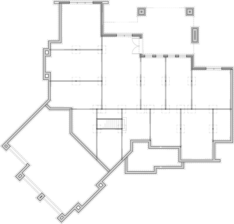Walkout Basement Floor Plan
