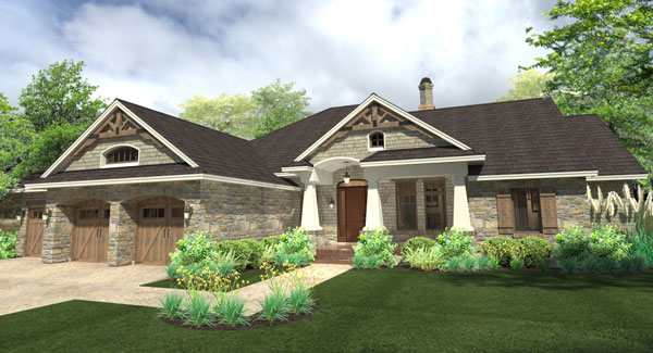 America 39 s choice house plan for American home choice