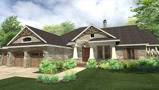 image of la casa bella house plan - House Plans With Basement