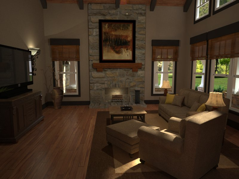 cottage house interior design.  Pleasant Cove 4838 3 Bedrooms and 5 Baths The House Designers