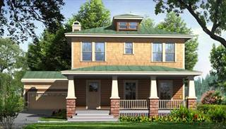 image of Energy Demonstration Home House Plan
