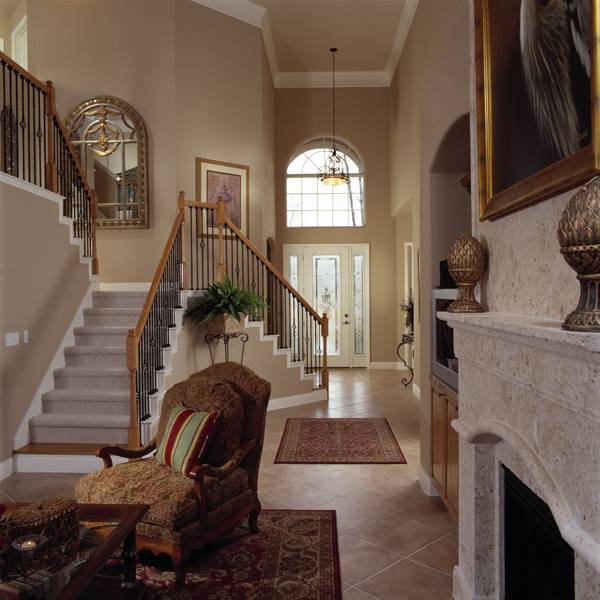 Foyer And Entryways Usa : The ashley bedrooms and baths house