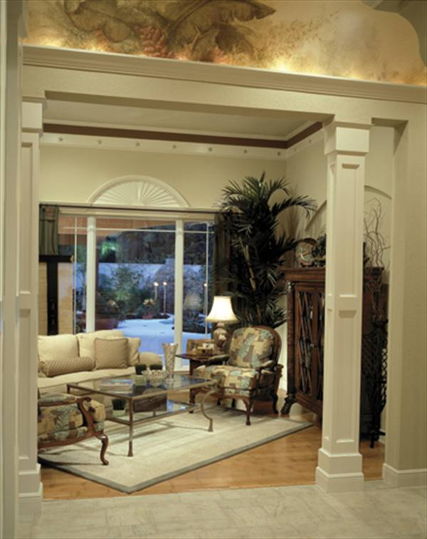 Stylish Columns Millwork The House Designers