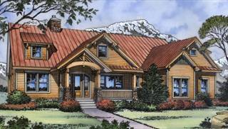 image of Breckinridge House Plan