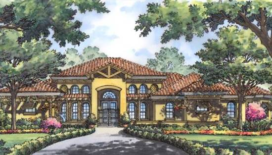 image of Bella Luna House Plan