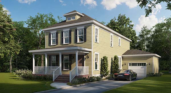 Dutch House Plans | Colonial House Plans Dutch Spanish Southern Style Home Design