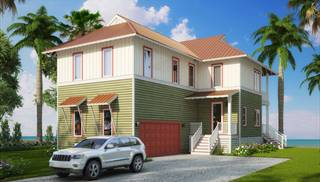 image of Key West House Plan