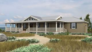 image of Dunes Retreat House Plan