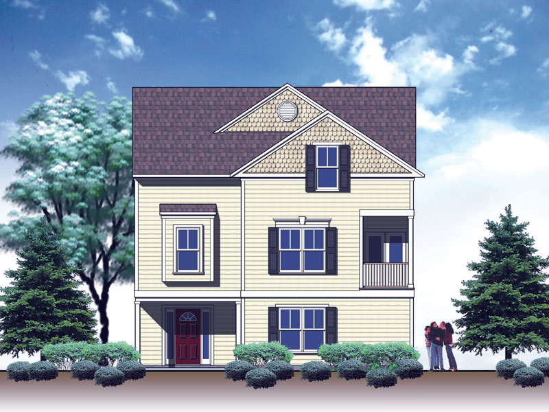Savannah duplex 9170 3 bedrooms and 2 baths the house for Duplex building cost estimator