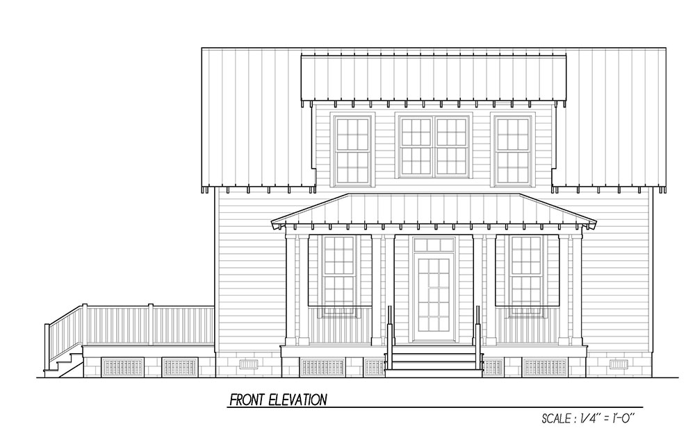 Image Result For Katrina Cottage House Plans