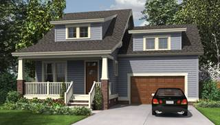 willowcrest small house plan - Small House Plan