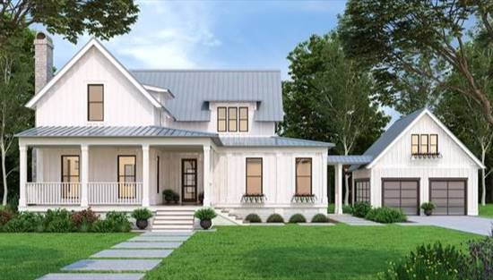 image of Westview House Plan