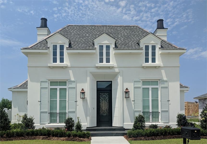 House Plan 7187