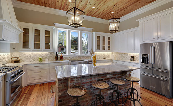 House Plan 9772: Create a chef's kitchen