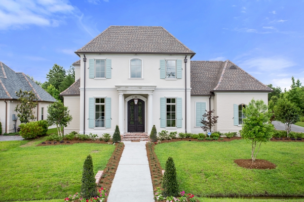 Charming Two-Story with French-Country Flair
