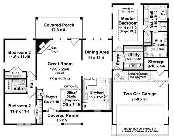Floor Plans For 40x60 House Joy Studio Design Gallery