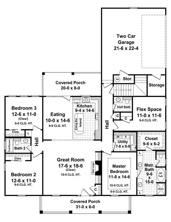 Understanding Your House Plans Learn about blueprints and floor plans