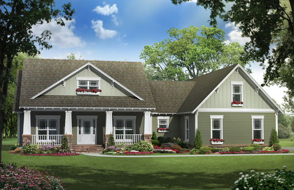 New Craftsman And Bungalow Homes In Durham Nc