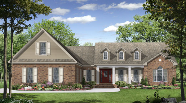 The Ramblewood 7067 3 Bedrooms And 2 Baths The House