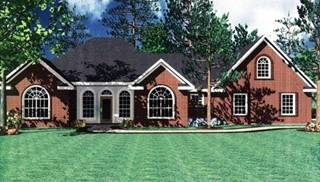 image of The Bay Springs House Plan