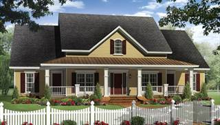 image of the berkshire house plan - Traditional House Plans