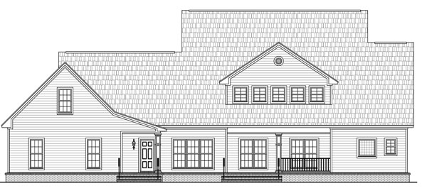 The stonewood lane 7777 4 bedrooms and 3 baths the house designers malvernweather Gallery