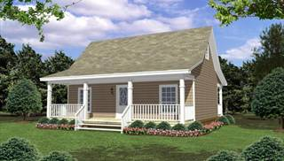 image of The Pine Ridge House Plan
