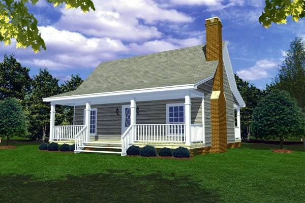 Free home plans house plans with front porches House plans with front porches