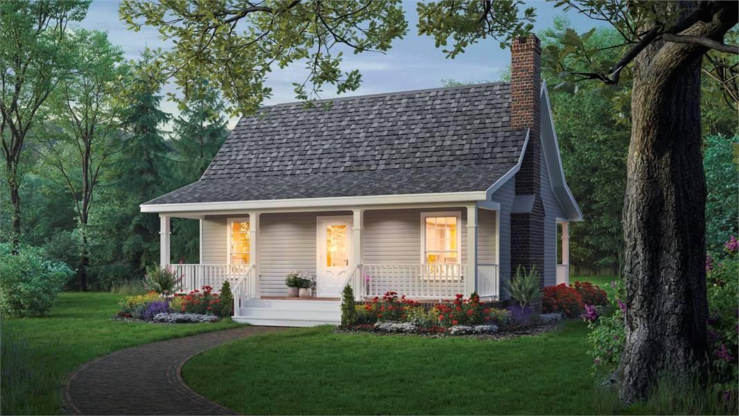 Tiny House Plan Design Okemo