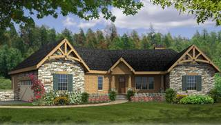 image of GREENSBORO III-C House Plan