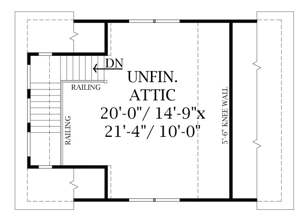 Garage Plans at eplans.com | Garage Floor Plans