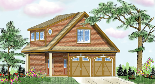 House plan with bonus room above garage floor plans for Room above garage plans