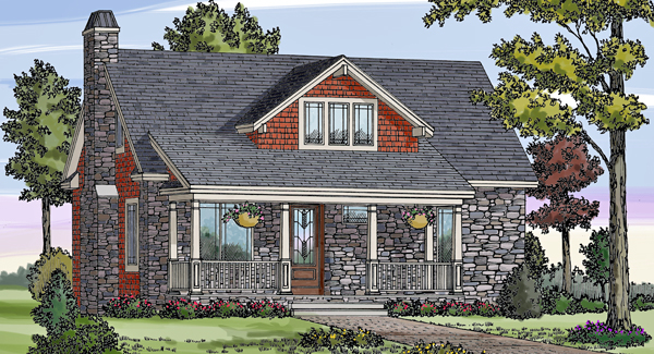 Cottage Home Plans Design Style