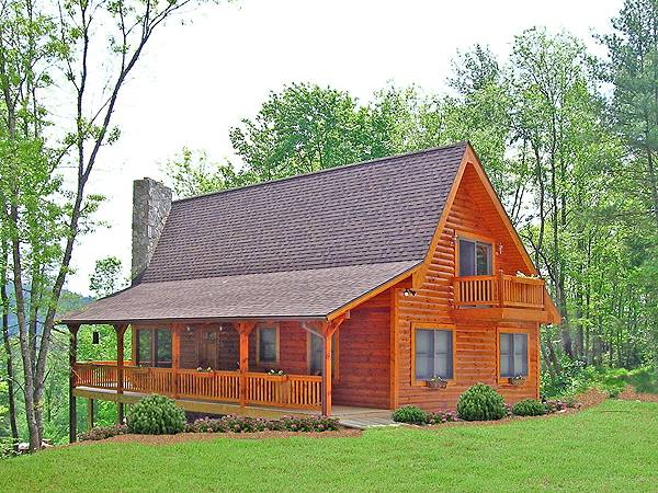 Mountain home plans - Candlewood 2