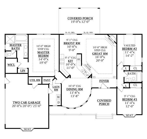 Jasper ii 7909 3 bedrooms and 2 5 baths the house My family house plans