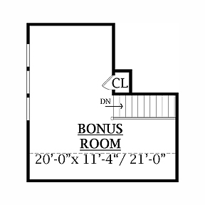 Garage Plans with Bonus Space Above at family home plans