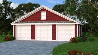 image of 3 CAR GARAGE House Plan