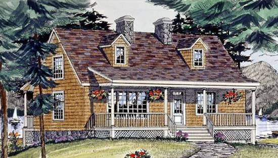 image of LAKEVIEW House Plan