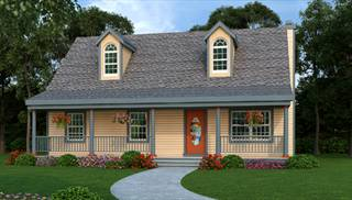 image of ASHEVILLE SMALL COTTAGE House Plan