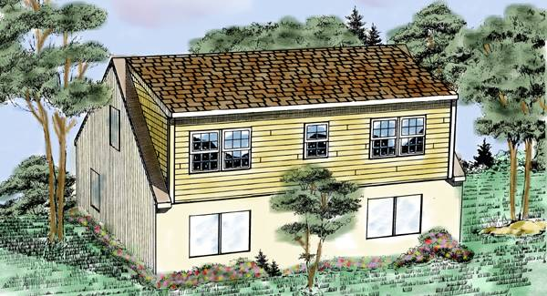 Dormer house plans floor plans for House plans with shed dormers