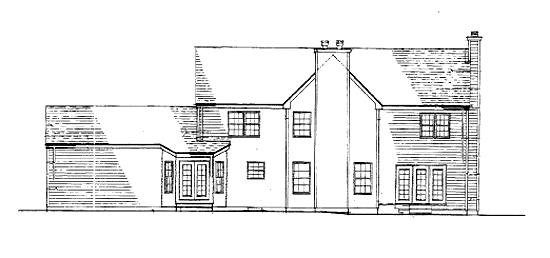 Coventry X 3781 4 Bedrooms And 2 Baths The House Designers
