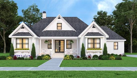 image of Leesburg House Plan