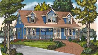 image of LAKESIDE House Plan